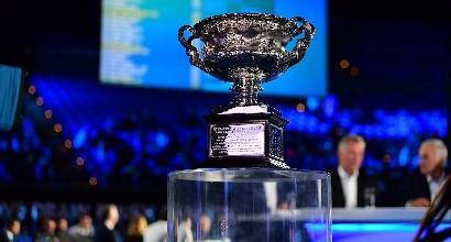 Australian Open 2018, il tabellone: Djokovic dalla parte di Federer