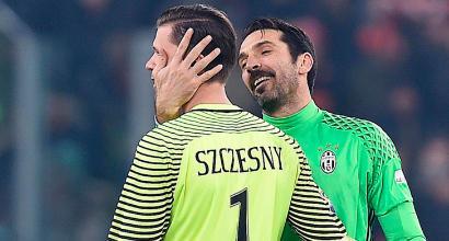 """Szczesny, senti il tuo agente: """"Buffon rinnova? Nessun problema"""""""