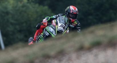 Superbike, Sykes strappa la pole a Rea a Brno