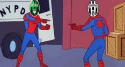 L'ACCUSA DI AVER IMITATO LA JUVE