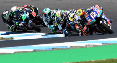 Moto3: Martin allunga su Bezzecchi, Arenas beffa DiGiannantonio e Vietti