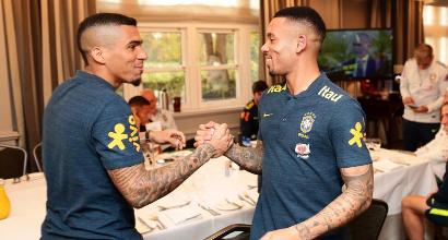 Allan trova finalmente il Brasile: