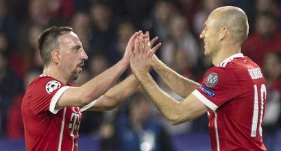 Robben e Ribery a parametro zero: un'occasione per la Serie A
