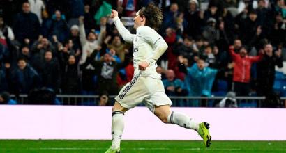 """Real, Modric allontana l'Inter: """"Felice a Madrid, voglio restare"""""""