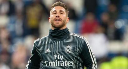 Real Madrid, anche Sergio Ramos diventa un problema