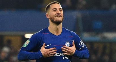 Napoli, il Chelsea pensa anche a Insigne per il dopo Hazard