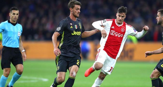 Juventus, Rugani promosso contro l'Ajax