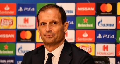 """Juventus-Ajax, Allegri: """"Servirà fare una partita molto fisica e con rispetto"""""""