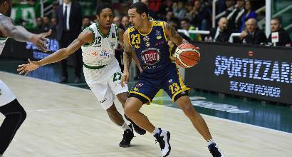 Basket Torino, ora è finita: è fuori dalla Lega A