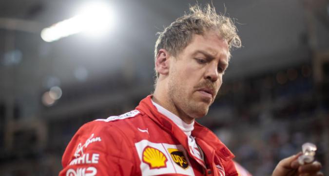 F1: Vettel, che affondo ai tedeschi