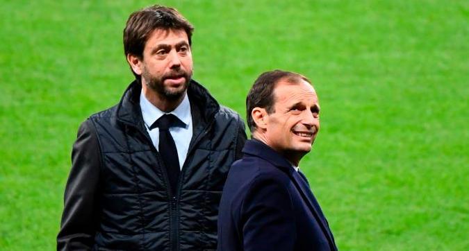 Juventus, terzo incontro Allegri-Agnelli: si decide il futuro