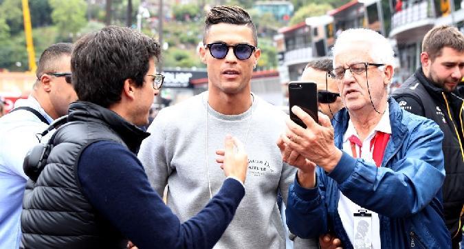 Caso Mayorga, notificati i documenti della denuncia a Ronaldo