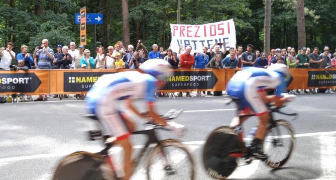 Tour de France, i tifosi del Genoa contro Preziosi: