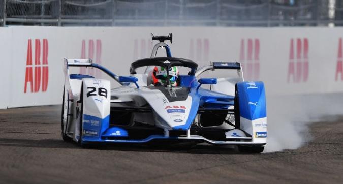 Formula E, A New York Sims conquista l'ultima Super Pole della stagione
