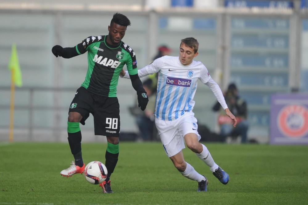 Europa League, Sassuolo fuori con una sconfitta