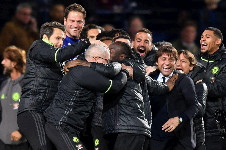 Chelsea campione d'Inghilterra: estasi Blues