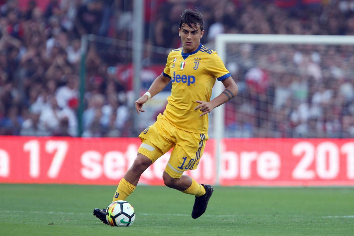 Serie A, Sassuolo-Juve 1-3: le foto