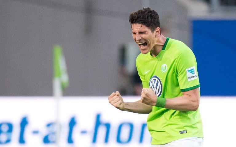 Mario Gomez, 159 gol in Bundesliga