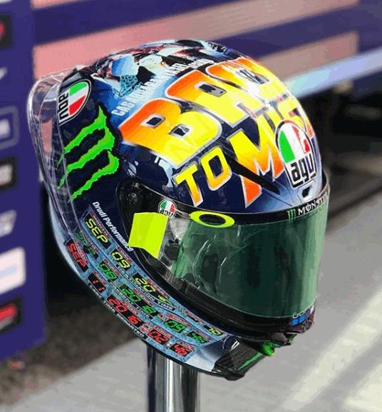 """MotoGP, Valentino Rossi in """"Ritorno a...Misano"""""""