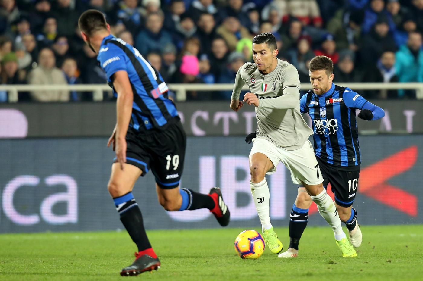 Impresa Atalanta, Juve fuori ai quarti di Coppa Italia