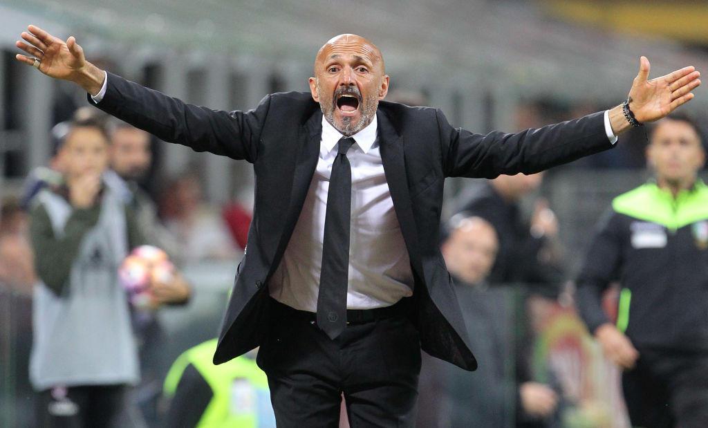 SPALLETTI: altro ritorno in giallorosso nel 2016/17 dopo gli anni passati a Roma dal 2005 al 2009