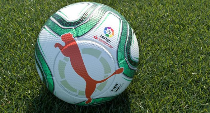 Liga, nuovo pallone ufficiale firmato Puma