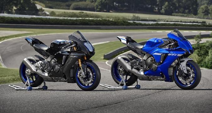 Yamaha svela le nuove YZF-R1 e YZF-R1M