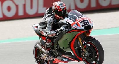 MotoGP: Aprilia, è addio con Melandri