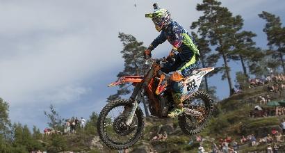Motocross, domenica il GP di Lettonia su Italia 2