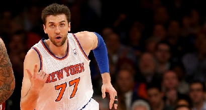 Basket, Nba: niente Kings, Bargnani firma con Brooklyn