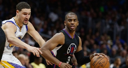 Nba: riscatto Warriors, Clippers ko
