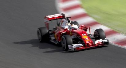"""Ferrari, Vettel: """"La power unit è più potente"""""""