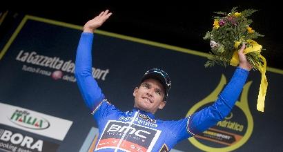 Tirreno-Adriatico, vince Van Avermaet con un secondo su Sagan