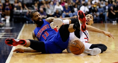 Nba: Detroit batte Washington e va ai playoff, Wizards eliminati