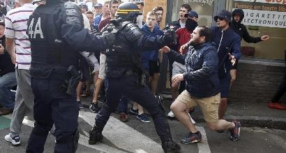 Scontri di Marsiglia, prime condanne: carcere per tre ultrà russi