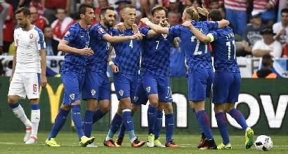 Euro 2016: c'è Croazia-Spagna, l'Italia attende l'avversaria