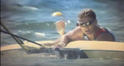 Rio 2016, canottaggio: onda travolge e ribalta coppia serba