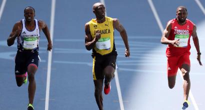 Rio 2016, è la notte di Usain Bolt: oggi la finale dei 100 contro Gatlin