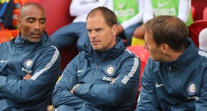 De Boer: 'Juve rinforzata? Non sono sicuro. Vi racconto la mia Inter'