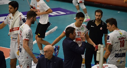 Volley, SuperLega: Modena e Civitanova a braccetto