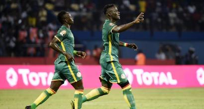 Coppa d'Africa 2017: il Senegal parte col turbo, Algeria bloccata