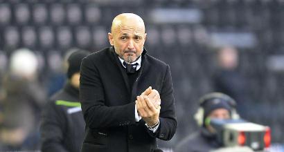 """Roma, Spalletti: """"Scudetto ancora possibile"""""""