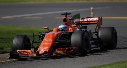 "McLaren, Alonso: ""Che macchina scarsa"""