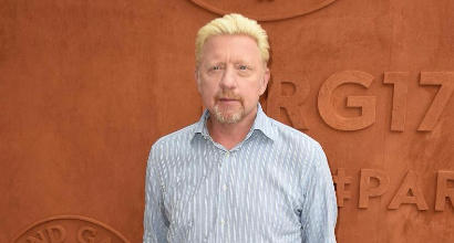 Tennis, Boris Becker dichiarato fallito