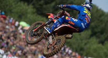 Motocross, Cairoli sbanca il GP di Lombardia e va in fuga nel Mondiale