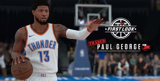 NBA 2K18, ecco i primi screenshot del gioco