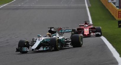 F1: Spa incorona Hamilton, Vettel e... Alonso