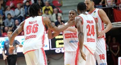Basket, Derby all'Openjobsmetis. Varese-Cantù 95-64