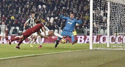 Serie A, le formazioni ufficiali di Juventus - Roma