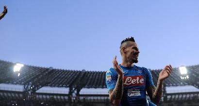 Napoli, Hamsik non vuole perder tempo:
